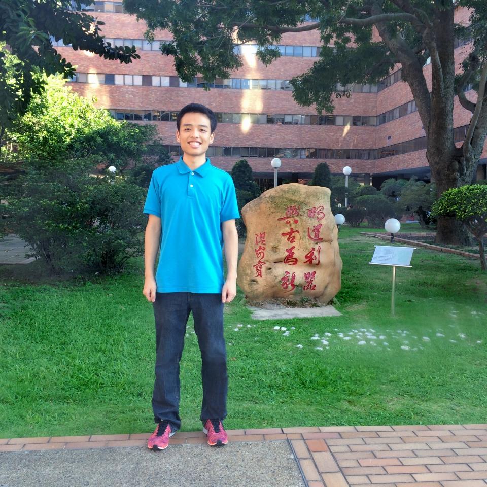 香港理工大學 (電機工程系) 林銘彥同學