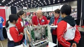 VEX機械人世界錦標賽2018(美國)