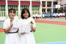 (韓國)WMI世界數學邀請賽2018(總決賽)︰銀獎、銅獎