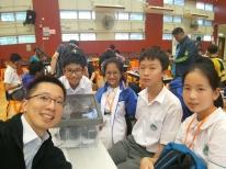 第12屆亞太區機械人錦標賽VEX IQ香港分區賽︰季軍