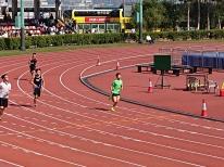 中學校際田徑比賽 5個奬項