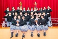 全港學生口語溝通大賽 全港優秀學校大獎「冠軍」