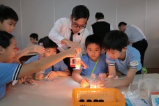STEM體驗活動 王余家潔紀念小學