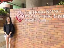 香港理工大學 護理學(榮譽)理學士 李曉雪同學