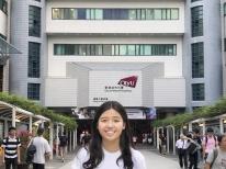 香港城市大學 材料科學及工程(榮譽)學士 許綺桐同學