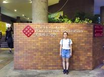 香港理工大學 應用科學廣泛學科(榮譽)學士 林禧雯同學