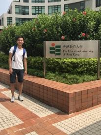 香港教育大學 中國歷史教育(榮譽)學士 孫嘉俊同學