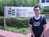 香港教育大學 社會科學系 李卓威同學
