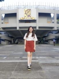 陳樂頤同學 香港中文大學 商業管理系(榮譽)學士