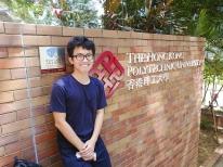 張文迪同學 香港理工大學 機械工程系(榮譽)學士