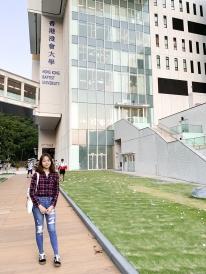 李思婷同學 香港浸會大學 傳理學(榮譽)學士
