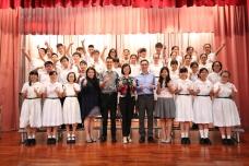 2A班榮獲英詩集誦–季軍 (第67屆香港學校朗誦節)