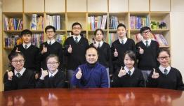 全國青少年語文知識大賽 香港區現場作文決賽:冠軍
