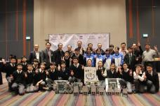香港工程挑戰賽 2015VEX機械人錦標賽︰冠軍