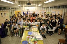 S1 Healthy Cooking Competition 2015-16