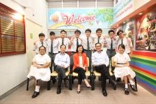 西貢區家長教師聯會  「2016 中學巡禮」短片