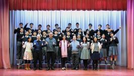 詩文集誦 - 季軍 (第68屆香港學校朗誦節)