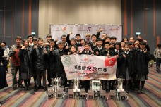 香港工程挑戰賽2016-17 冠、亞、季、卓越奬