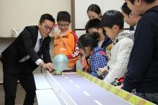 氣球動力車工作坊@STEM Maker Base