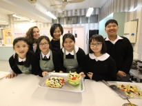 S1 Healthy Cooking Competition 2016-17
