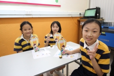 STEM 暑期工作坊 港澳信義會小學