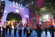 步操樂隊 上海旅遊節(短片)