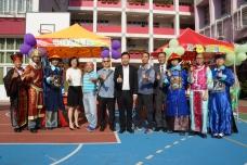 西貢區中學巡禮暨 學校開放日2017