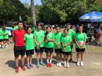 學界越野路之王長跑賽 季軍(女子甲組團體)
