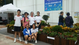 學生都市園藝種植比賽 優異狀