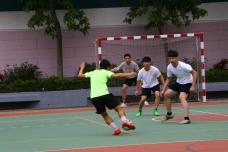 中六級 師生足球比賽