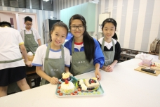 S.1 Healthy Cooking Competition 1718